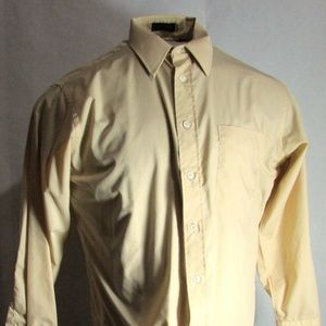 CHRISTIAN DIOR Monsieur Le Chemise Dress Shirt 16